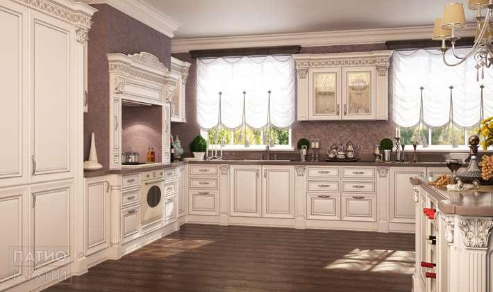 Кухня европрестиж столешница искуственный камень арт.724 столешница луганск кухня